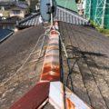 仙台市青葉区北山|棟板金の交換見積もり